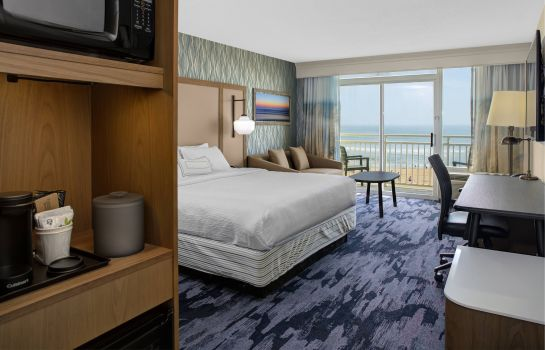 Zimmer Fairfield Inn & Suites Virginia Beach Oceanfront