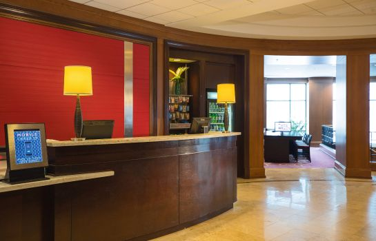 Hotelhalle Chicago Marriott at Medical District/UIC