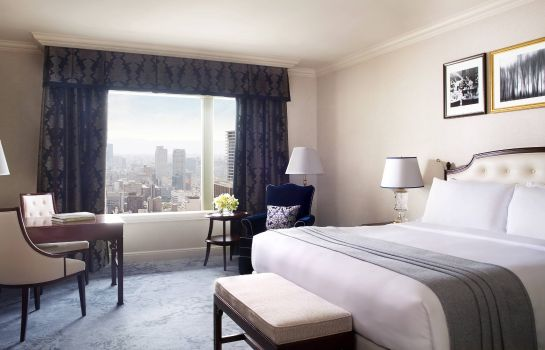 Chambre The Ritz-Carlton Osaka