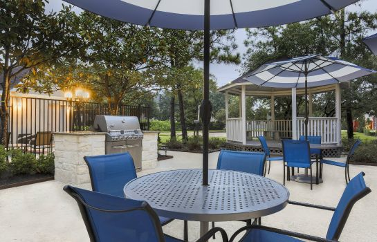 Außenansicht TownePlace Suites Houston Brookhollow