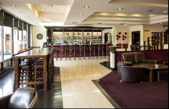 Bar hotelowy Great National Central Hotel Tullamore