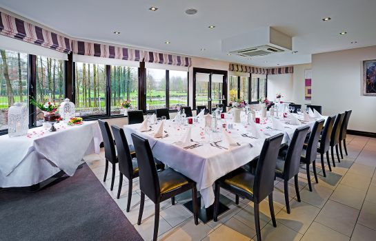 Restaurant Great National Central Hotel Tullamore