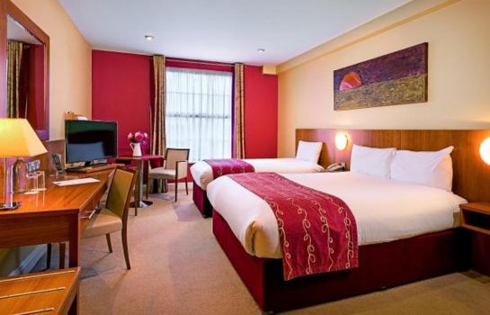 Chambre triple Great National Central Hotel Tullamore