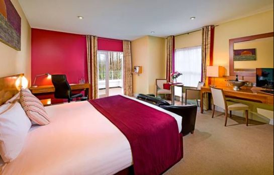 Chambre double (standard) Great National Central Hotel Tullamore