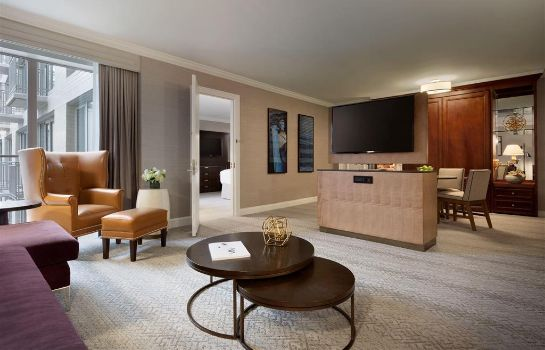 Suite Fairmont Washington D.C Georgetown
