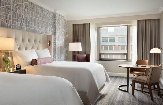 Zimmer Fairmont Washington D.C Georgetown
