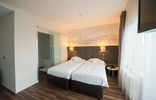 Single room (superior) Hotel Royal Astrid