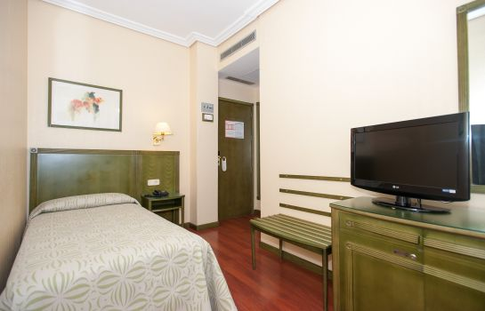 Single room (standard) Hotel América Sevilla