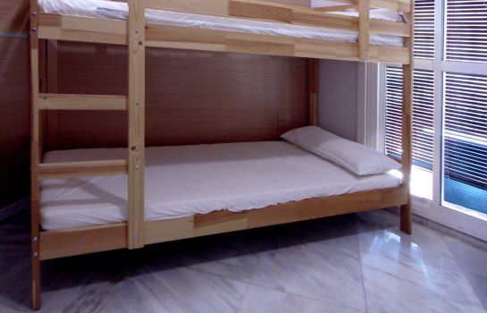 Double room (standard) Chinitas Urban Hostel