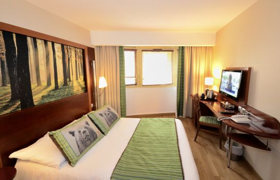Chambre double (standard) Green Hotels Paris 13