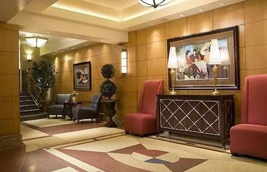 Lobby The Belvedere Hotel