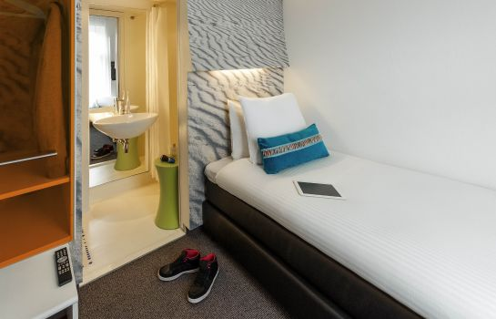 Camera standard ibis Styles Amsterdam Central Station