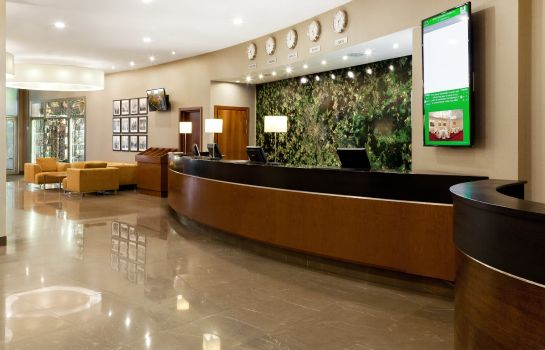 Hall de l'hôtel Holiday Inn MOSCOW - LESNAYA