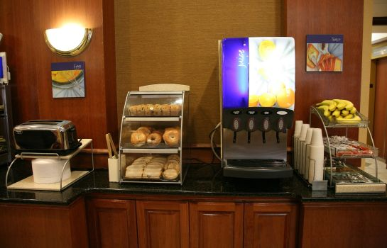Restaurant Holiday Inn Express & Suites DETROIT DOWNTOWN