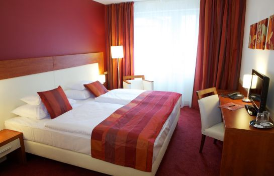 Chambre double (confort) City Inn