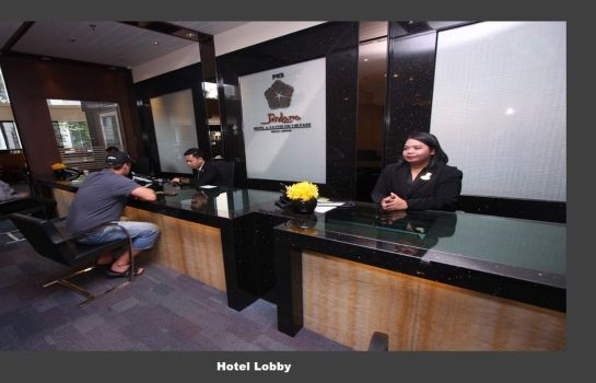 Hol hotelowy PNB Perdana Hotel & Suites On The Park
