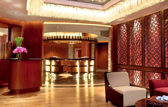 Lobby The Yuluxe Sheshan Shanghai a Tribute Portfolio Hotel