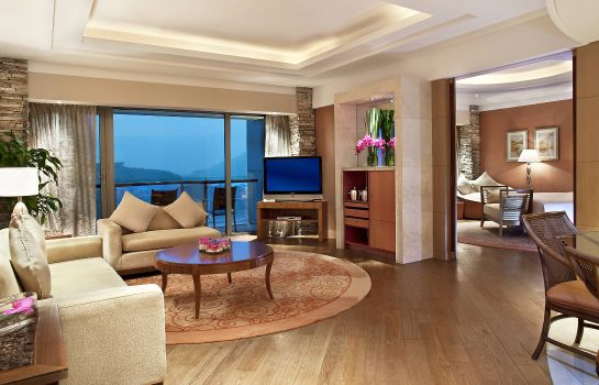 Room The Yuluxe Sheshan Shanghai a Tribute Portfolio Hotel