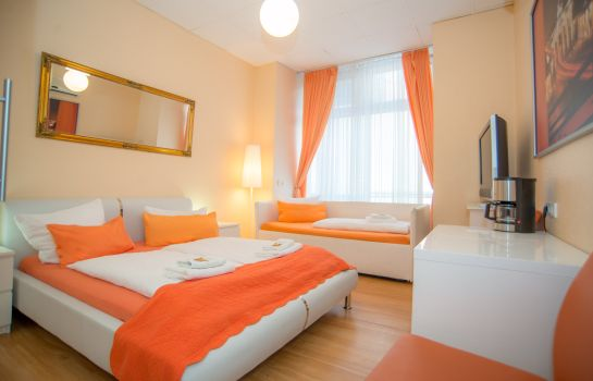 Camera a tre letti City Guesthouse Pension Berlin