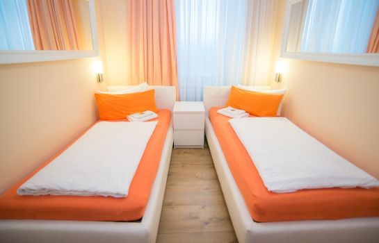 Camera doppia (Standard) City Guesthouse Pension Berlin