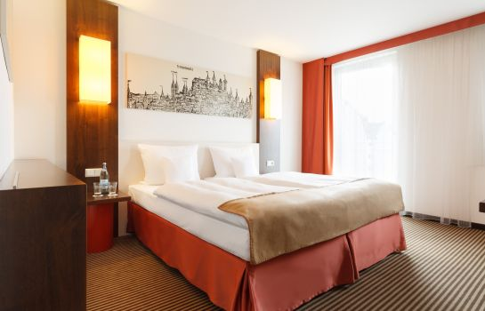 Chambre double (standard) Best Western City-West