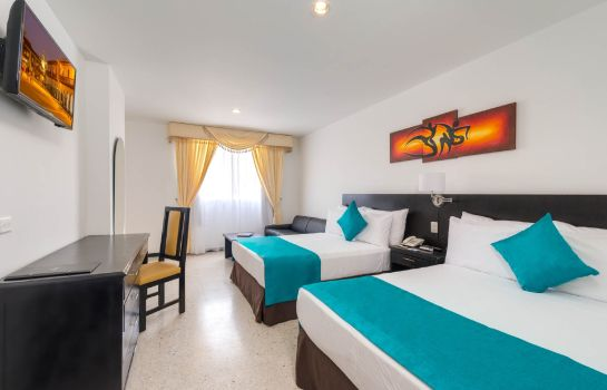 Chambre individuelle (confort) Cartagena Plaza
