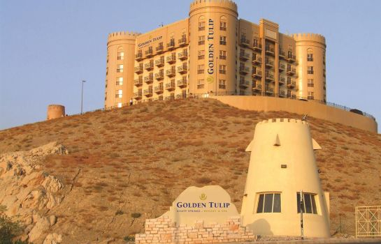 Vista exterior Golden Tulip Khatt Springs Resort and Spa