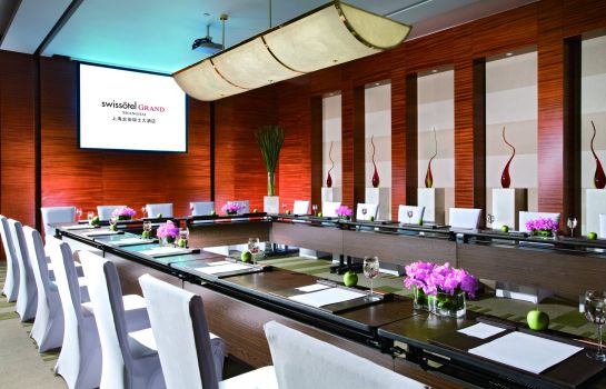 Meeting room Swissotel Grand Shanghai