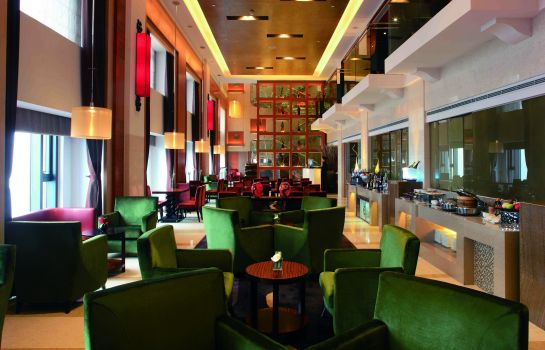 Hotel bar Swissotel Grand Shanghai