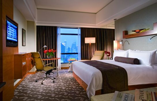 Single room (standard) Swissotel Grand Shanghai