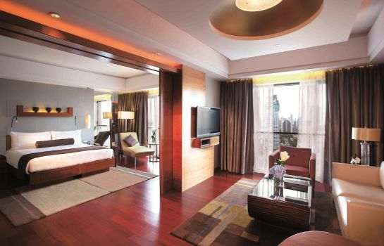 Room Swissotel Grand Shanghai
