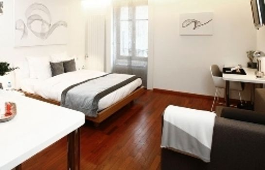 Junior suite Cour des Augustins Boutique Gallery Design Hotel