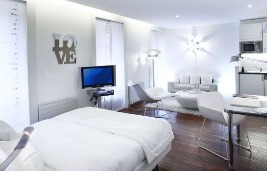 Suite Cour des Augustins Boutique Gallery Design Hotel