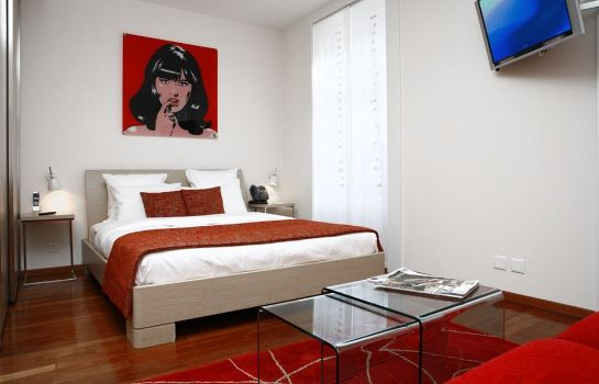 Room Cour des Augustins Boutique Gallery Design Hotel