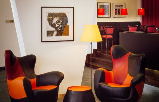 Hotelhal angelo by Vienna House Prague