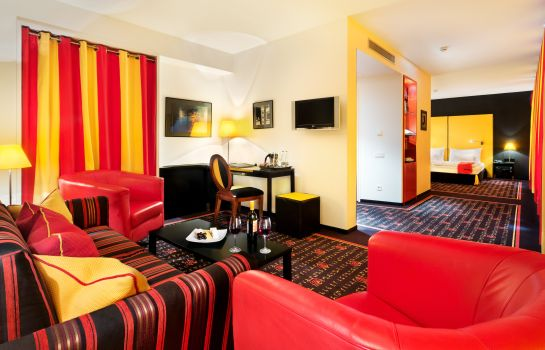 Suite angelo by Vienna House Prague