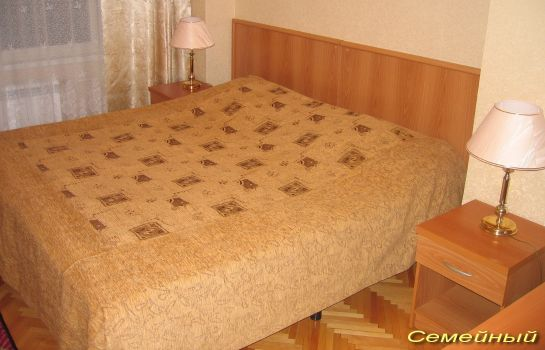 Single room (superior) MosUz Centr