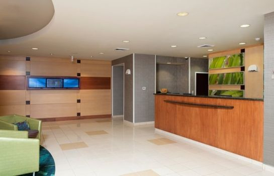 Hotelhalle SpringHill Suites Grand Rapids Airport Southeast