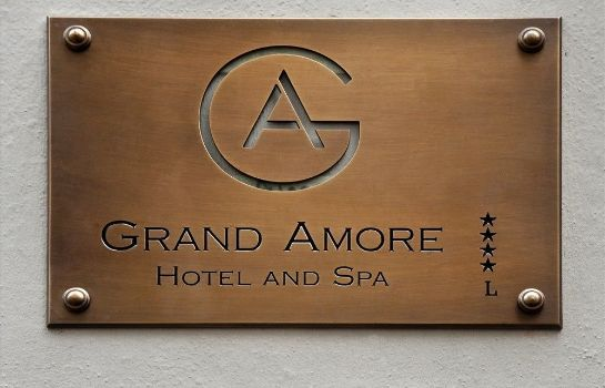 Außenansicht Grand Amore Hotel and Spa