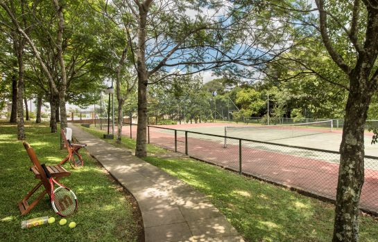Campo da tennis InterCity Premium Caxias do Sul