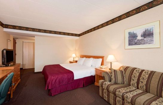 Chambre Ramada Pinewood Park Resort North Bay