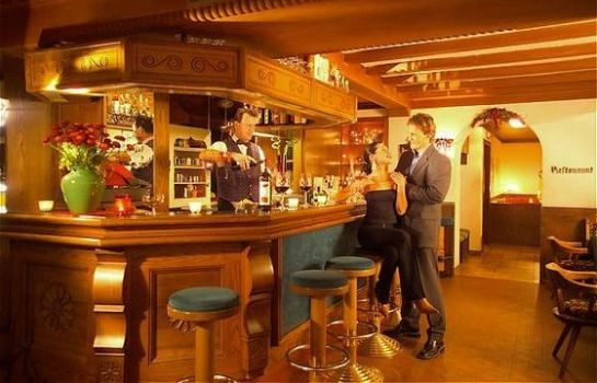 Hotel-Bar Stocker