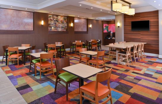 Restaurant Fairfield Inn & Suites Albany Downtown