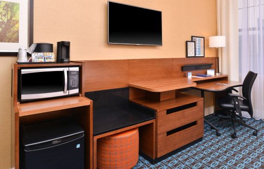 Zimmer Fairfield Inn & Suites Albany Downtown