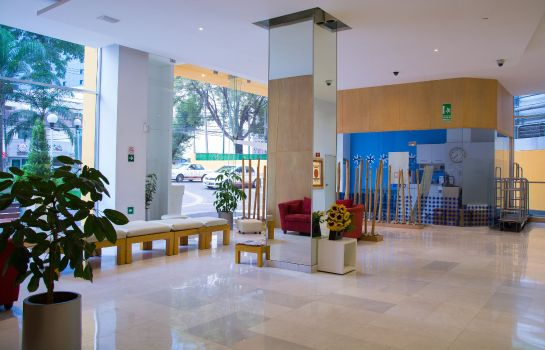 Hall Holiday Inn Express & Suites MEXICO CITY AT THE WTC