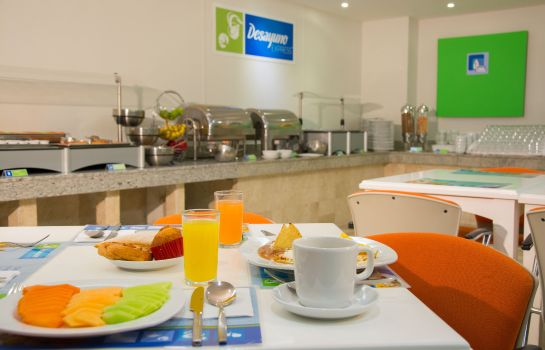 Ristorante Holiday Inn Express & Suites MEXICO CITY AT THE WTC