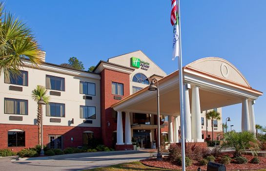 Außenansicht Holiday Inn Express & Suites PENSACOLA W I-10