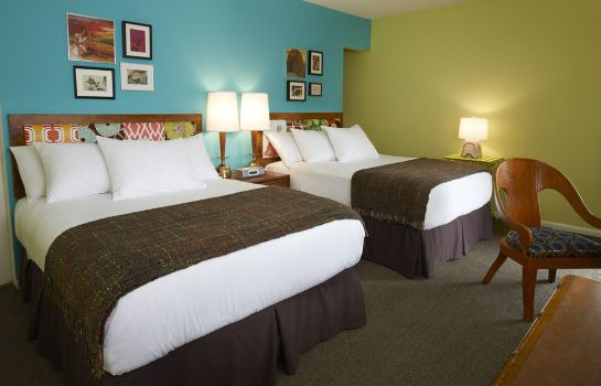 Kamers PACIFIC EDGE HOTEL