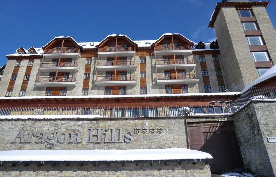 Exterior view Fun Aragon Hills Hotel & Spa
