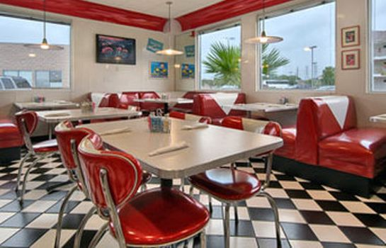 Restaurante HOWARD JOHNSON HOUSTON NASA-CL